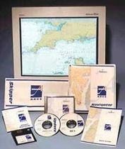 electronic nautical chart  Bluewater