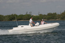 equipped rigid inflatable boat (in-board, center console, sundeck) 22 EXPRESS Nautica Ribs