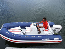 equipped rigid inflatable boat (outboard, center console) NANO 15 Nautica Ribs