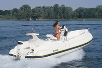 equipped rigid inflatable boat (outboard, center console, sundeck) 630 ENVY Scanner