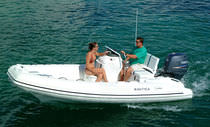 equipped rigid inflatable boat (outboard, side console) 15 WIDEBODY ST Nautica Ribs