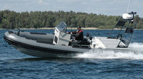 equipped rigid inflatable boat (in-board, center console, roll-bar) 26 D CC Rupert Marine