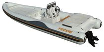 equipped rigid inflatable boat (in-board, center console, sundeck) FOCCHI 680 EFB Focchi