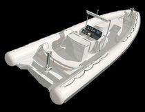 equipped rigid inflatable boat (outboard, center console) NE 100  Novamarine