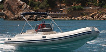 equipped rigid inflatable boat (outboard, center console) 640 Maestrale
