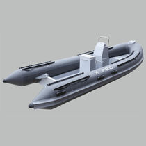 equipped rigid inflatable boat (outboard, center console) HSF470 Weihai Hifei Marine