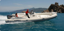 equipped rigid inflatable boat (outboard, center console, sundeck) 780 SPORT Maestrale