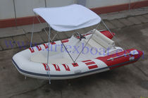 equipped rigid inflatable boat (outboard, center console, sundeck) 4.3 Qingdao Artex Corporation Ltd