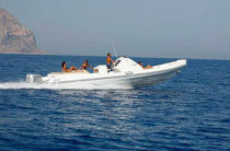 equipped rigid inflatable boat (outboard, twin engine, center console, sundeck) WAVE 33 ALTAMAREA - COSTRUZIONI NAUTICHE