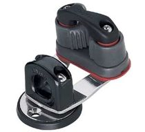 fairlead / cam cleat rotating tower for sailboats 241 Harken