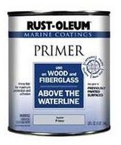 fiberglass primer (for pleasure boats)  Rust-Oleum