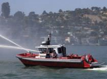 fire-boat M2-35 Moose Boats, Inc.