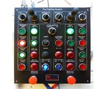 fire fighting control panel for ships  Fire Fighting Systems