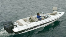 fish and ski boat : outboard runabout 186GRS FISH-N-SKI Grew