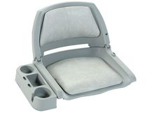 fishing-boat fold-up seat PADDED Aire