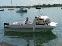 fishing boat FISHER 510 Solent Ribs