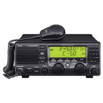 fixed SSB marine radio for boats (with antenna coupler) IC-M700PRO Icom