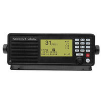 fixed VHF marine radio for boats (with DSC) 157SA SEA COM Corp.
