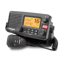 fixed VHF marine radio for boats (with DSC) LINK-8 Lowrance