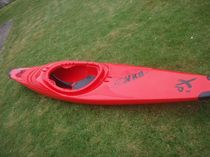 flatwater kayak : polo kayak XP3 WOODPECKER KAYAK DESIGNS
