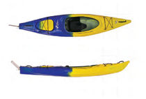 flatwater kayak : recreational kayak BREEZE Aquafusion