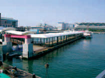 floating dock  Mitsui Engineering & Shipbuilding