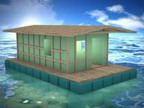 floating house  OTTO
