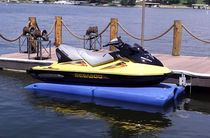 floating jet-ski drive-on dock PWC PLATFORM HydroHoist