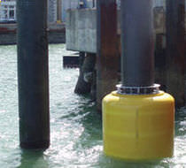floating pier pile fender (donut) HIPPO FenderCare