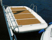 floating platform for harbors and marinas (custom-made)  Tidel.biz