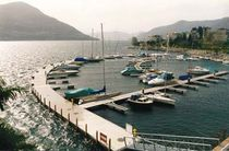 floating platform for harbors and marinas (custom-made)  Sistema Walcon