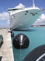 foam filled pier fender Marine Guard™ Urethane Products Corporation
