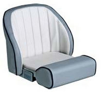 fold-up helm seat for boat QUATTRO Ergo-Seats