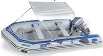 foldable inflatable boat (outboard) 12.6 SR SeaEagle.com