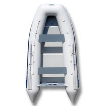 foldable inflatable boat: tender (outboard, plywood deck) C300 GRAND Inflatable Boats