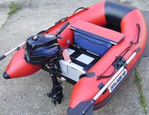 foldable inflatable boat (outboard) HSS 200 Central Marine Paris