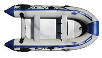 foldable inflatable boat (outboard, plywood deck) SD-290 	 Grand international Import Export inc.