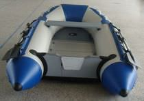 foldable inflatable boat (outboard, with airdeck) SD-230 Grand international Import Export inc.