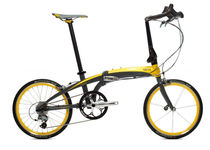 folding bike VERGE X30H Tern