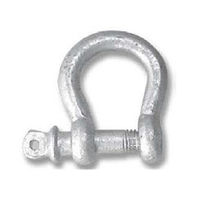 forged stainless steel shackle for sailboats (bow) M13 06 TREM