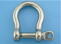 forged stainless steel shackle for sailboats (bow)  Jinfer International  