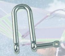 forged stainless steel shackle for sailboats (long, captive pin) S362LK-0060 Marine Town