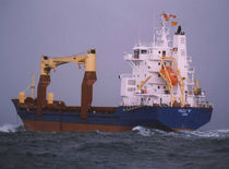 general cargo ship (shipyard) 6700 DWT / HILDE K  Factorias Juliana, S.A.U.