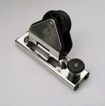 genoa lead car with pull button for sailboats R2660 RWO