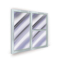 glass panel (for ship's partition wall) B-30/A-60 NORAC