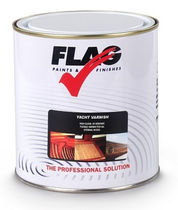 glossy varnish (for pleasure boats) YACHT VARNISH FLAG Paints