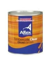 glossy varnish (for pleasure boats)  Altex