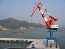 grab ship unloader (level luffing type) MQ4037 Nanjing Port Machinery