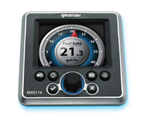 graphic multifunction display for boats MID 110 Geonav