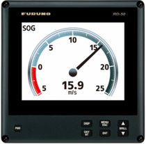 graphic multifunction display for boats RD-50 FURUNO DEEPSEA